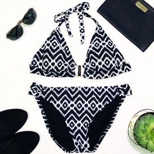 NWOT [Mossimo] Ikat Jeweled Bikini